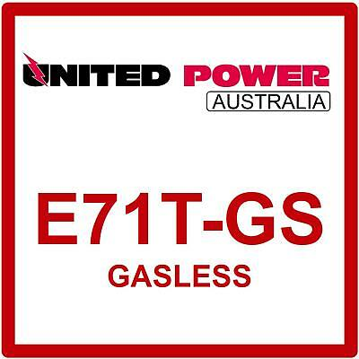 E71T-GS GASLESS MIG WELDING WIRE FLUX CORED MILD STEEL  0.8mm and 0.9mm