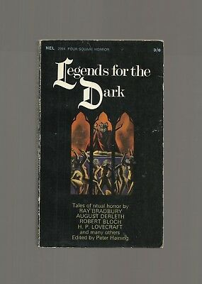 Legends for the Dark edited by Peter Haining (NEL Paperback 1968)