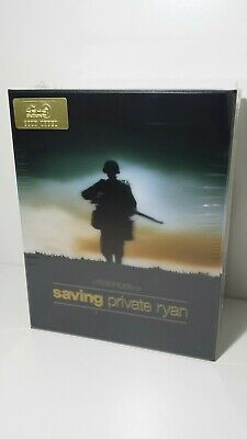 Saving Private Ryan bluray boxset hdzeta steelbook set 4K full slip 2D lenti