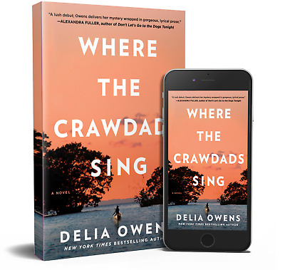 Where the Crawdads Sing by Delia Owens DIGITAL [EBOOK]  PDF EPUB MOBI