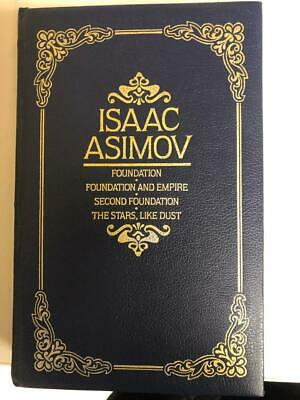 Isaac Asimov, Four Novels (The Foundation Trilogy and the Stars, Like Dust)