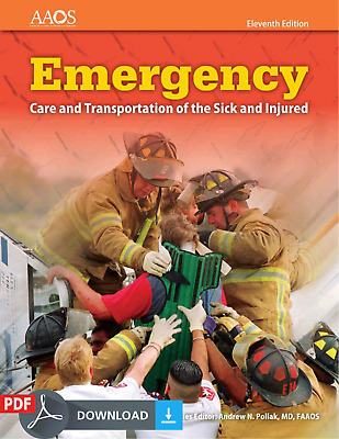 Emergency Care and Transportation of the Sick and Injured (p d f)