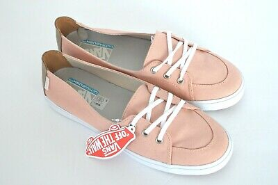 2861eb7d7849ad Vans SLIP-ON Palisades SF ROSE cloud desert Taupe SNEAKERS WOMAN SIZE 9 NEW