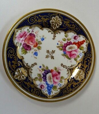 EARLY 19th CENTURY ENGLISH PLATE