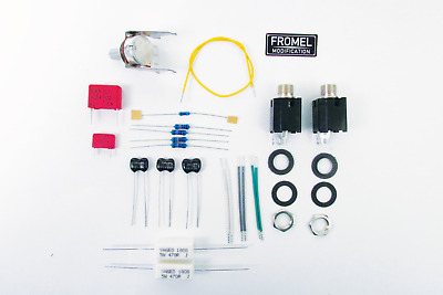 Fromel Electronics - Fender Blues Deluxe Complete Mod Kit - For Reissue amps