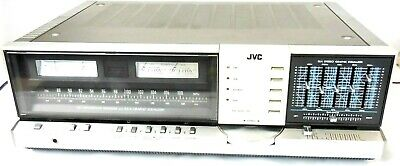 Vintage Stereo Receiver w/ Phono Input JVC JR-S301- Made in Japan- Serviced