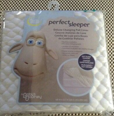 Serta Perfect Sleeper Deluxe Changing Pad Cover