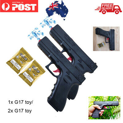 X2/X1Toy G17 Gel Ball Blaster Toy Gun Outdoor Toy Water Crystal Bullet AU Stock
