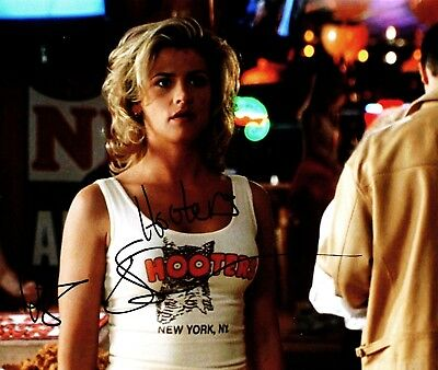 Autographed 8X10 Signed By Kristy Swanson The Original Buffy Uacc Coa