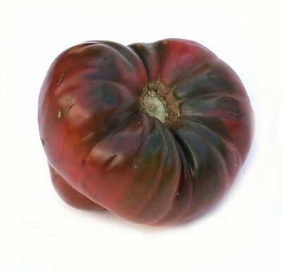 Tomato Seeds, Black Brandywine, Black Tomatoes, Non-Gmo Heirloom Tomatoes, 100ct