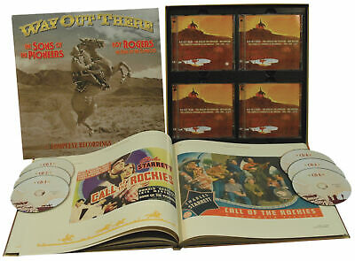 SONS OF THE PIONEERS - Way Out There (6-CD) - Western