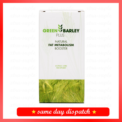 Green Barley Plus Fat Burning Body Detox Beauty Improvement