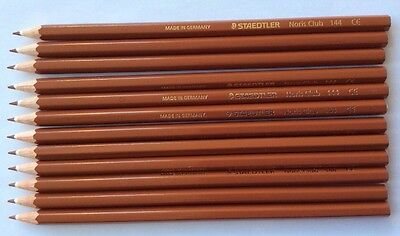 12x Staedtler Sienna Brown Colouring Pencil Noris144 KS2 History Art DrawQuality
