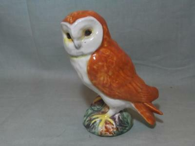 Beswick Barn Owl Birds No.2026 .perfect. Beswick