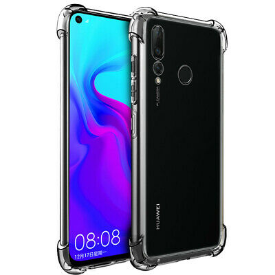 NEW For Huawei P30 Pro Lite Slim Transparent Soft TPU Gel Clear Case Skin Cover