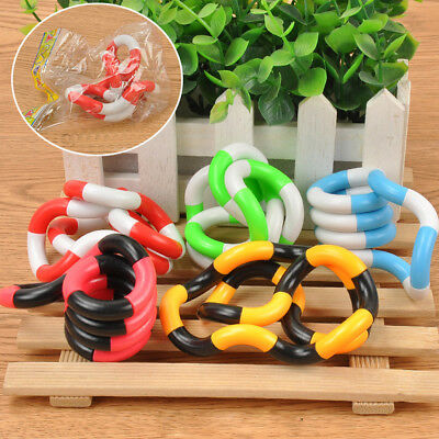 Tangle Fidget Relax Therapy Fiddle Stress ADHD Autism SEN Sensory Toy New