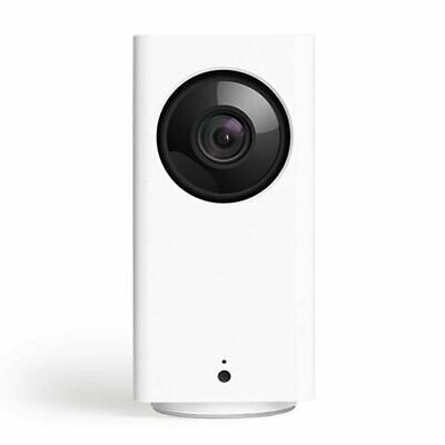 Alexa 1080p Pan/Tilt/Zoom 2 way Wi-Fi Indoor Smart Home Camera with Night Vision