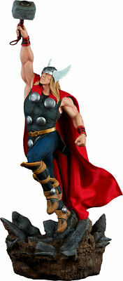 Estatua Thor 65 cm. Los Vengadores. Marvel Cómics. Escala 1:5. Sideshow Collecti