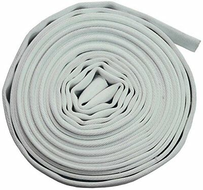 """DIXON A320-100UC 300# Single Jacket All Polyester Fire Hose 2""""x100' 135 psi"""
