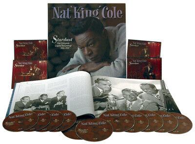 Nat 'King' Cole - Stardust - The Complete Capitol Recordings 1955-1959 Vol.1 ...