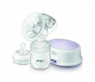 Philips AVENT Baby NATURAL COMFORT Electric Breast Pump Electronic