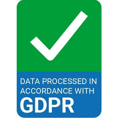 Data List - Over 6,000 verified Church Email Addresses - Fully GDPR compliant