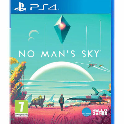 No Man's Sky (PS4) New and Sealed