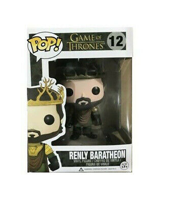 Funko POP Game of Thrones Renly Baratheon TV Series Vaulted Vinyl Figure