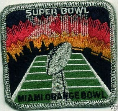 1979 Super Bowl Xiii Nfl Mini Patch Steelers Cowboys