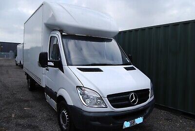 MERCEDES SPRINTER 313 Luton Van 2009 SPARES REPAIR - £2,250 00
