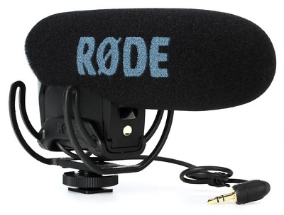 Rode VideoMic Pro On Camera Directional Microphone