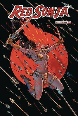 Red Sonja 2 (Vol. 5) Cover A (Amanda Conner) - Dynamite Entertainment