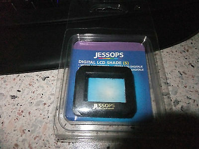 Jesspos Diigital LCD Shade (s)