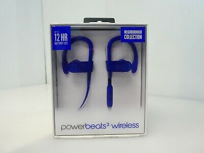 9b8c61e094d Powerbeats3 Wireless Earphones - Neighborhood Collection - Break Blue