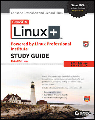 CompTIA Linux+ Powered by Linux Professional Institute Study Guide, 3rd [P.D.F]