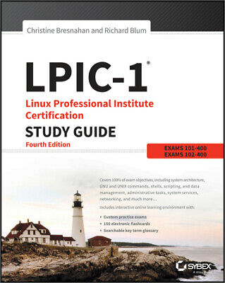 LPIC-1 Linux Professional Institute Certification Study Guide, 4th Edition P.D.F