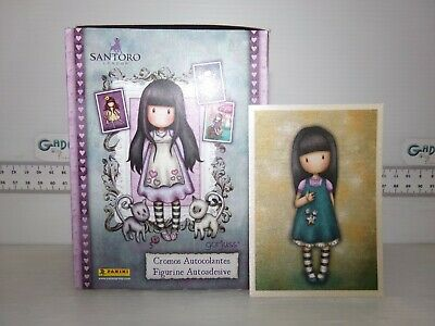 UNA FIGURINA☺ Collezione GORJUSS SANTORO London ☺ elenco disponibilità interno ☺