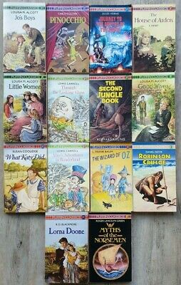 Puffin Classics Bundle 14 books 1 - 79 some first editions