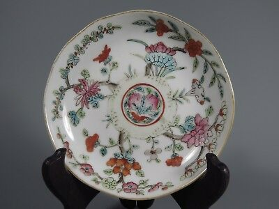 Rare China Chinese Porcelain Enamel plate Ming Dynasty Chenghua ca. 1465-1487 #1