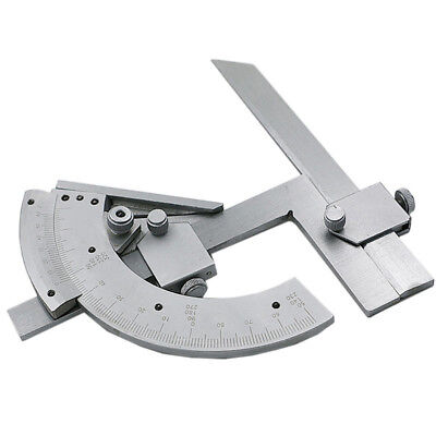 320 Degree Universal Bevel Protractor Angle Finder Ruler Gauge Pratical Tool