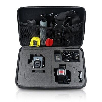 SHOOT  Protective Action Camera Carrying Case Storage Bag for GoPro 7 6 SJCAM