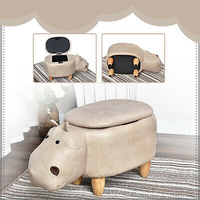 Excellent Merax Ride On Storage Ottoman Footrest Stool Vivid Adorable Short Links Chair Design For Home Short Linksinfo