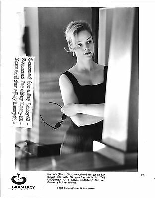 Lot of 6, Soderbergh, Peter Gallagher stills THE UNDERNEATH (1995) Alison Elliot