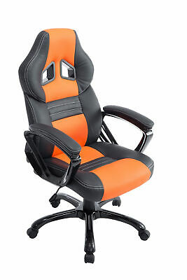 Armchair Gaming Mens Office Pedro XL, Chair Racing, Seat & Backrest Padded