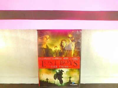 Lost Boys - The Tribe New Sealed on DVD
