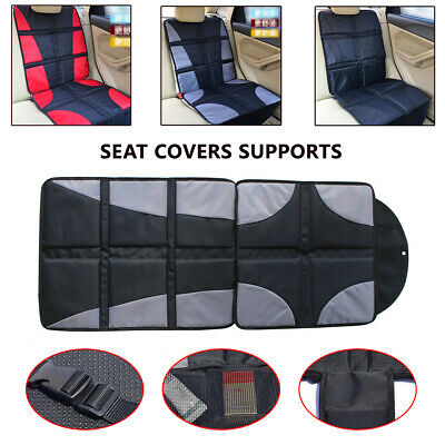 Anti-slip Car Seat Protector Mat Cushion Cover For Infant Baby Child Easy Clean