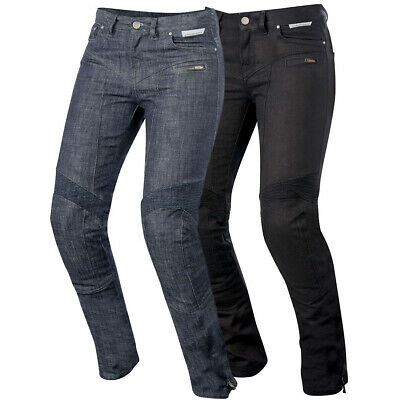 Alpinestars Riley Tech Denim Damen Motorradjeans