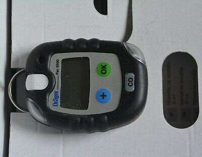 Draeger Pac 5500 6810882 CO gas detector NIB Drager 8322008