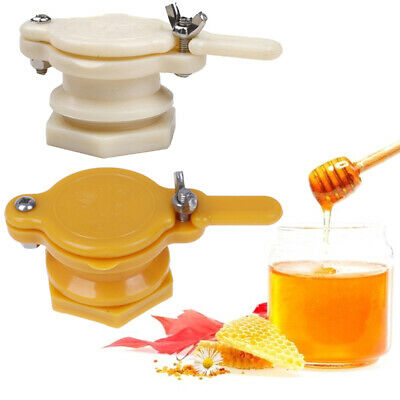 H1 Nylon Honey Gate Valve Honey Extractor Honey Tap Beekeeping Bottling Tool 1PC