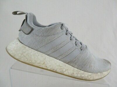 innovative design 9ff15 4dfeb ADIDAS NMD Grey Sz 9 Men Running Shoes